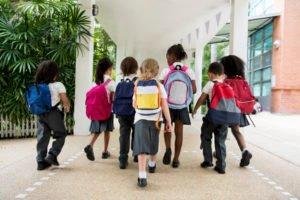conserje de colegio