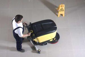 tecnicas de limpieza de suelos