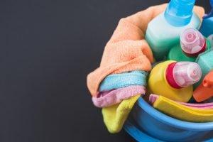como limpiar un local