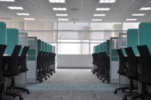 orden y limpieza en los lugares de trabajo
