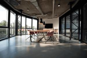 orden y limpieza en oficina