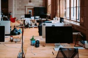 orden y limpieza en oficinas