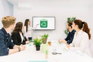 cómo reciclar en la oficina