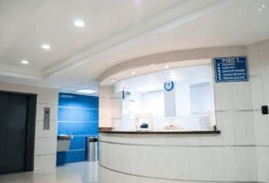 limpieza en hospitales normas