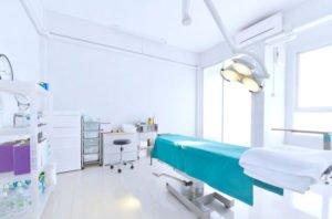 limpieza hospitales normas