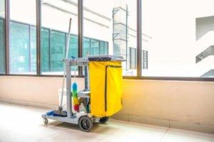 normas de limpieza en hospitales