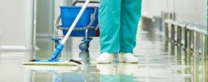 normas de limpieza hospitales