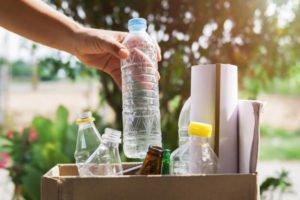 reciclar en oficina