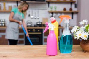 tecnicas de limpieza y desinfeccion