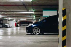 limpieza de garaje comunitario