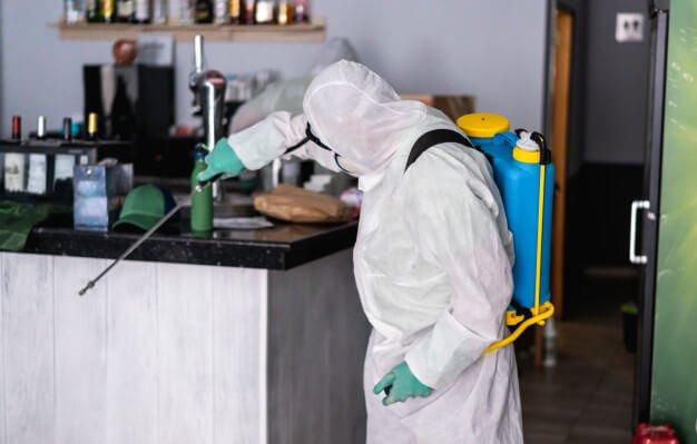 desinfección-restaurante