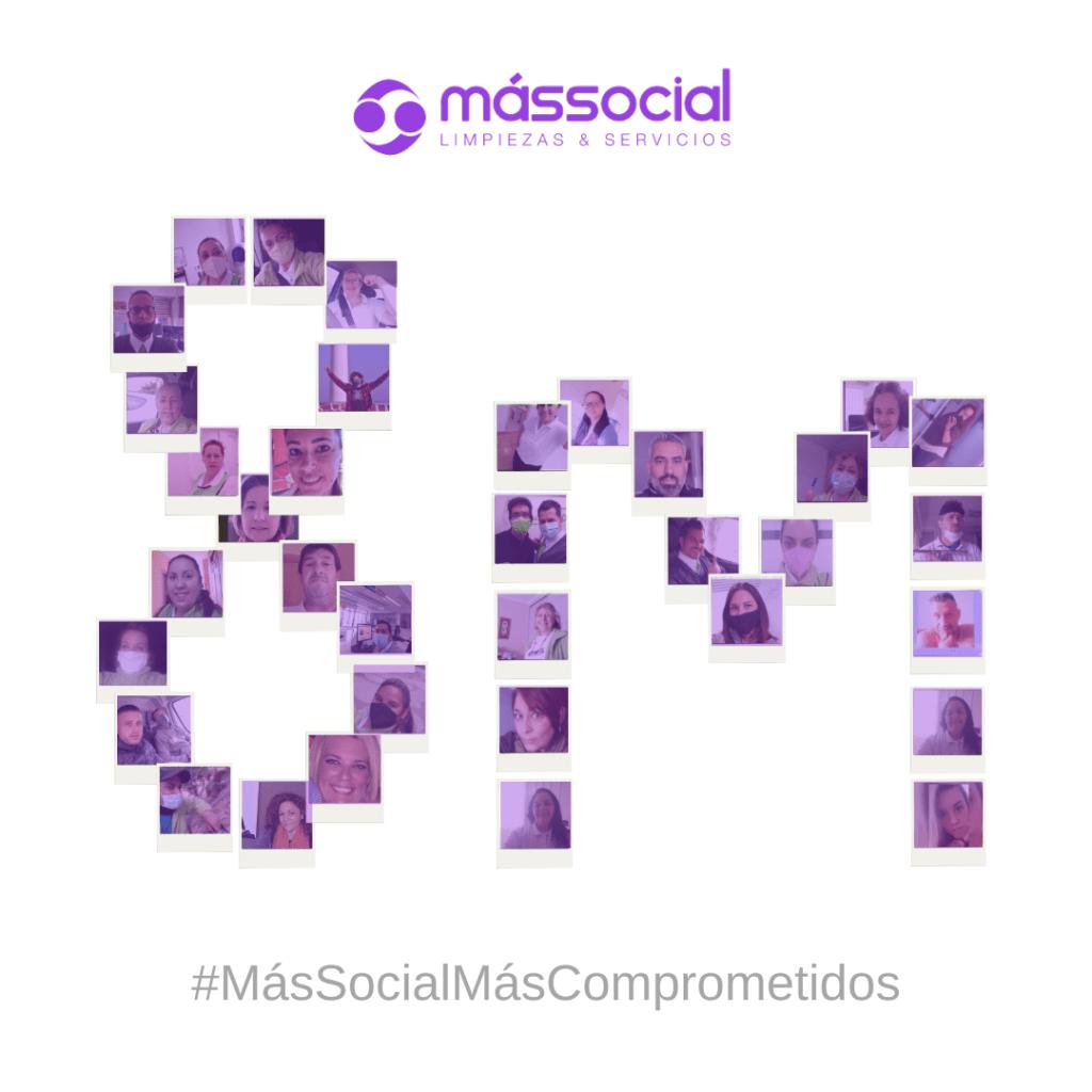 8M Más Social